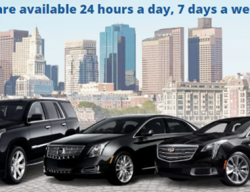 Corporate Car Service – Black Car Rides